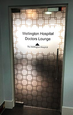 Wellington South Doctors Lounge