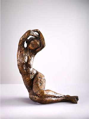 Susan Andreae - Seated Figure V3
