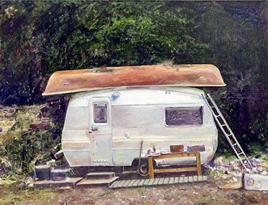 David Dodsworth - Caravan