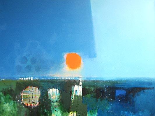 Mark Godwin - Fairlight Blue