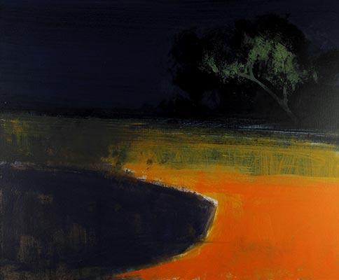Mark Godwin - Shoreline Night
