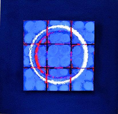 Jonet Harley-Peters - Geometry of the Lost Circle IX