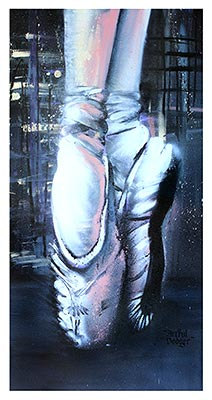 Artful Dodger - & Still I Dance - Print