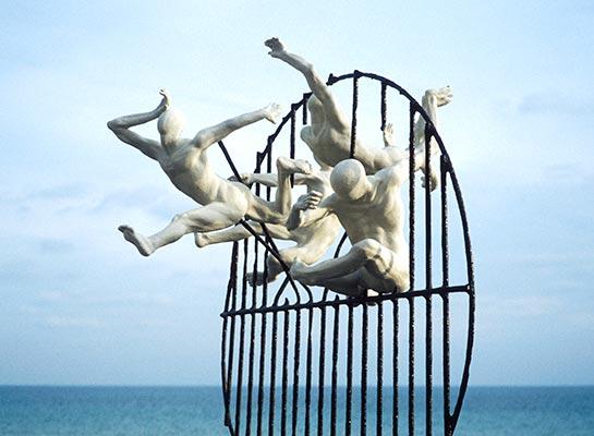 Pierre Diamantopoulo - Flight of Langoustine