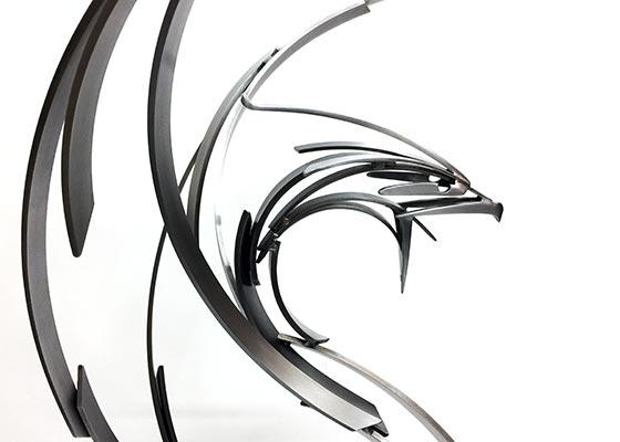Philip Melling - Phoenix detail