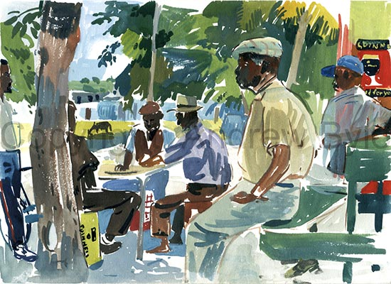 Andrew Bylo - Barbados Rumshack