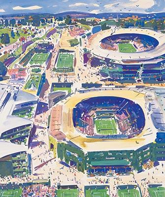 Andrew Bylo - Wimbledon 2000
