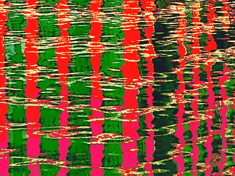 Lucy Cooper - Canada Water Reflections-th