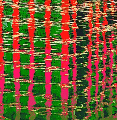 Lucy Cooper - Canada Water Reflections