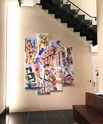 Cadogan Estates Artwork