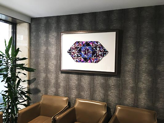 Devonshire House Artwork