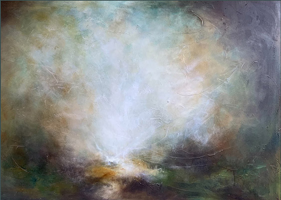 Leisha Yaz - As Softness Descends Upon the Earth