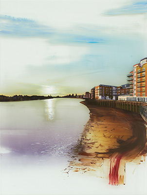 Neale Marriott - Wharf