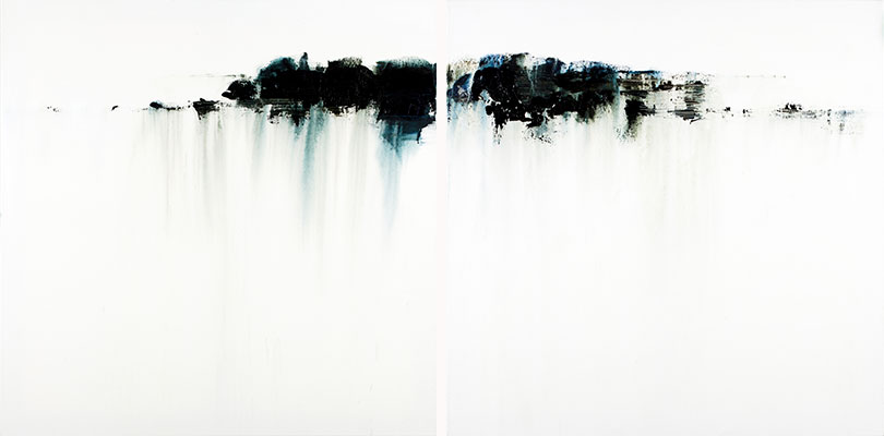 Gina Parr - Topophilia - Diptych